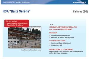 "Residenza ""Baita Serena"""
