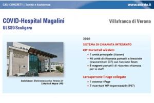 COVID-Hospital Villafranca di Verona