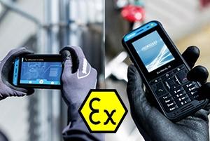 ATEX Ex-Handy 10 e Smart-Ex 02