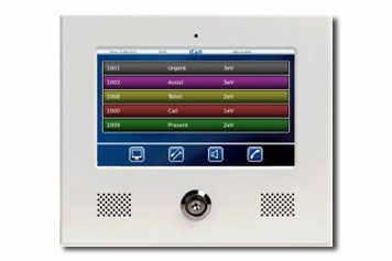 NurseCall IP Terminali Nurse Station IP a schermo touch