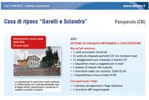 """Casa di riposo """"Garelli e Sciandra"""""""