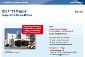 """RSSA """"13 Maggio"""" di Taranto"""